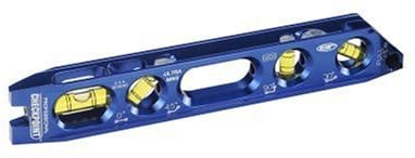 CHECKPOINT 0300B Pro Mag Precision Torpedo Level, Blue