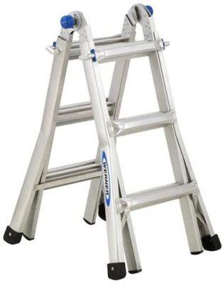Werner MT-13 300-Pound Duty Rating Telescoping Multi-Ladder