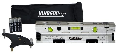 Johnson Level & Tool 40-6184 Torpedo Laser Dot