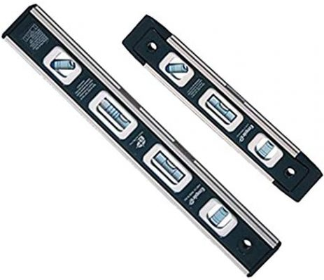 Empire True Blue 9-And 12 Inch Heavy-duty Magnetic Aluminum Torpedo Level
