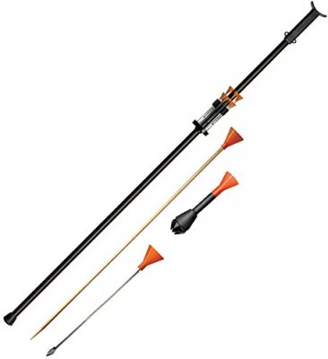 Cold Steel 4ft. Big Bore .625 Blowgun Hunting Weapon