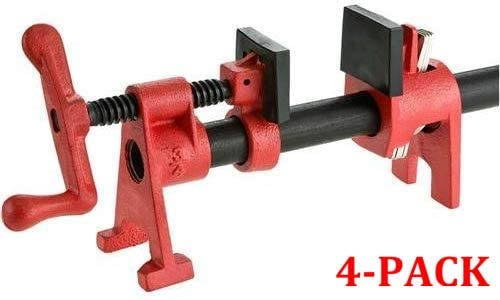"Bessey Tools ¾"" Pipe Clamp Set"