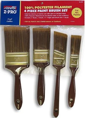 Premier Paint Roller 812Z Promotional Poly Brush Set