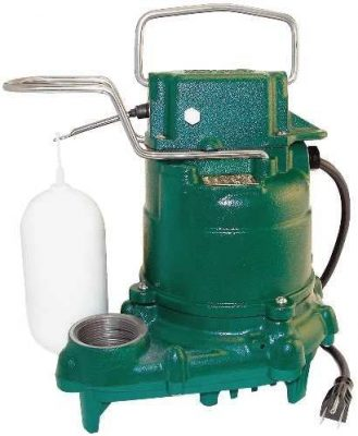 Zoeller Mighty Mate 1/3HP Pump