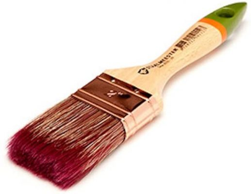 Staalmeester Flat 2010 Series Paint Brush