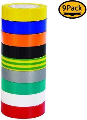 Maveek Multicolour Electrical Tape