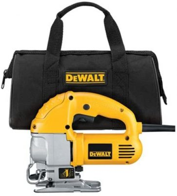 DEWALT DW317K 5.5-Amp Top-Handle