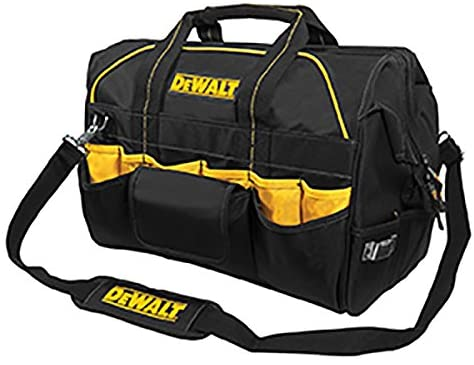 DEWALT 18-Inch Pro Contractor's Closed Top Tool Bag