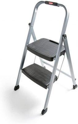 Rubbermaid RM-2W Folding 2-Step Ladder