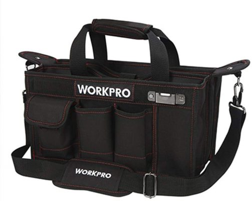 WORKPRO 15-Inch Tool Storage Collapsable Bag