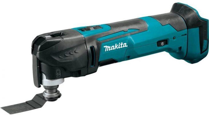 Makita XMT03Z 18V LXT Lithium-Ion Cordless Multi-Tool