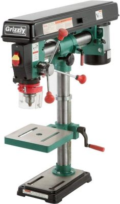 Grizzly Industrial G7945-34 Benchtop Radial Press