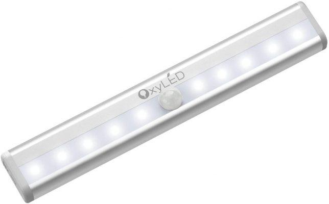 OxyLED Motion Sensor Closet Lights