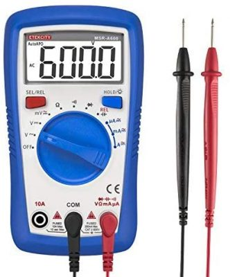 Etekcity MSR-A600 Digital Multimeter