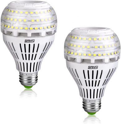 SANSI Omni-Directional Ceramic LED Light bulb