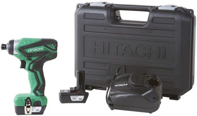 Hitachi WH10DFL2 12-V0lt Cordless Drill