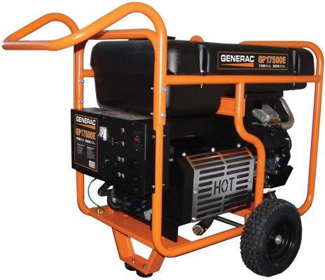 Generac 5735 GP17500E Portable Generator