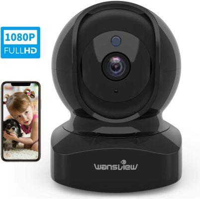 Wansview Wireless Security Camera