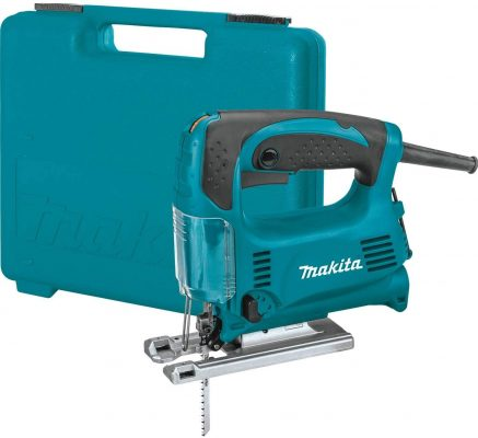 Makita 4329K 3.9 Amp Variable-Speed Top-Handle