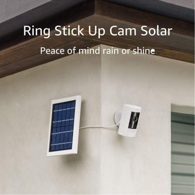 Ring Stick-Up Cam Solar