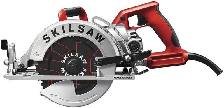 SKILSAW SPT77WML-01 Lightweight Worm Drive Circular Saw