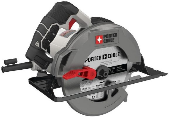PORTER-CABLE PCE300 Heavy Duty Steel Shoe Circular Saw