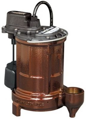 Liberty Pumps 1.3HP Cast Iron Submersible Pump