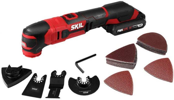 SKIL 20V Oscillating Multi-tool