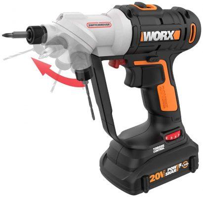WORX WX 176L 20V Cordless Drill