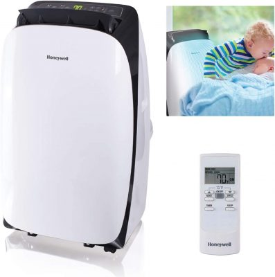 Honeywell Portable Air Conditioner for Rooms Up to 450 Sq. Ft