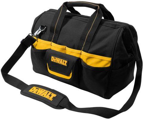 DEWALT 16-Inch Tradesman's Tool Bag