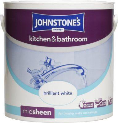 Johnstone's Kitchen & Bathroom Emulsion