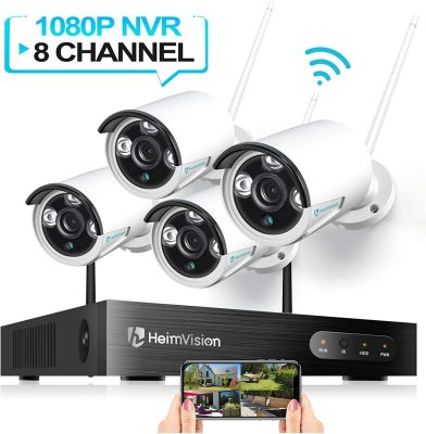 HeimVision Wireless Security Camera Systems