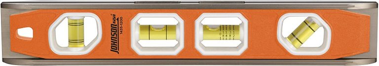 Johnson Level & Tool 1435-1200 12-inch Magnetic Torpedo Level