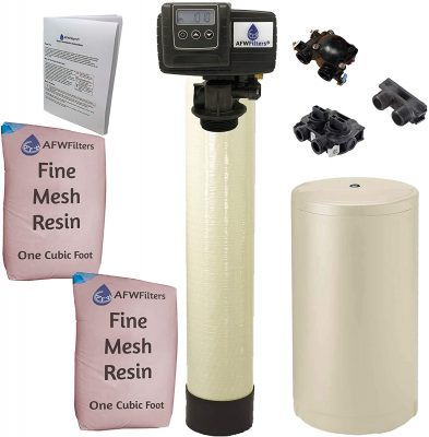 Iron Pro 2 Combination Water Softener and Iron Filter