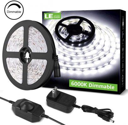 Lighting EVER LE LED Light Strip Kit