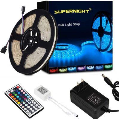 SuperNight Flexible LED LightStrip