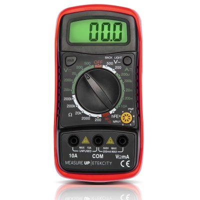 Etekcity Measure-Up Digital Multimeter