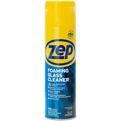 ZEP Foaming Glass Cleaner