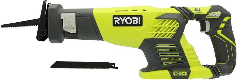 Ryobi P514 18V Cordless Reciprocating Saw