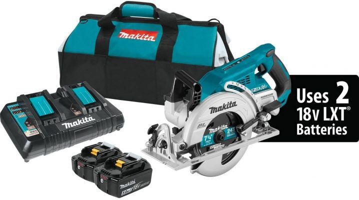 Makita XSR01PT Circular Saw
