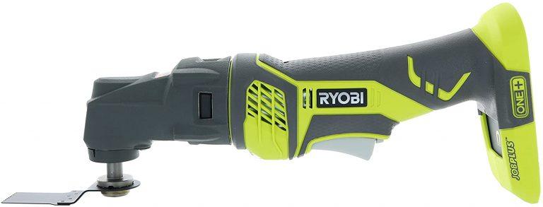 Ryobi P340 One+ 18V Lithium-Ion JobPlus Cordless Multi-Tool