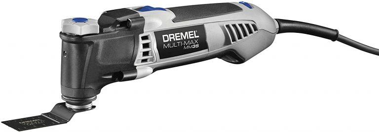 Dremel MM35-01 Multi-Max 3.5-Amp Oscillating Tool Kit