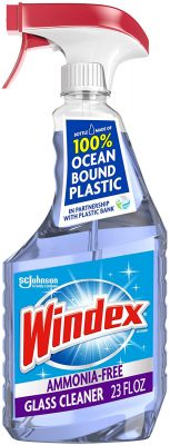 Windex Ammonia-Free Glass Cleaner