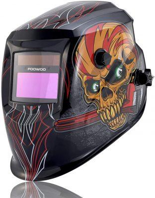 FooWoo Auto Darkening Helmet
