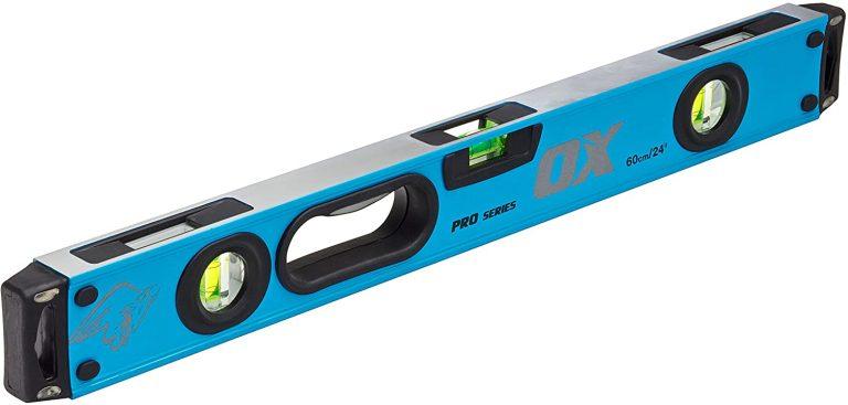 OX Tools Heavy-Duty Box Level