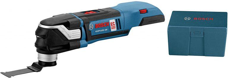 Bosch GOP18V-28N EC StarlockPlus Oscillating Multi-Tool Bare Tool