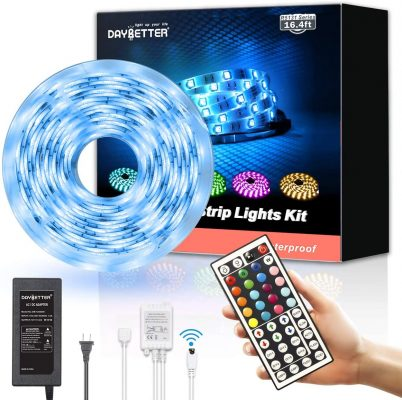 DAYBETTER Flexible LED Strip Lights