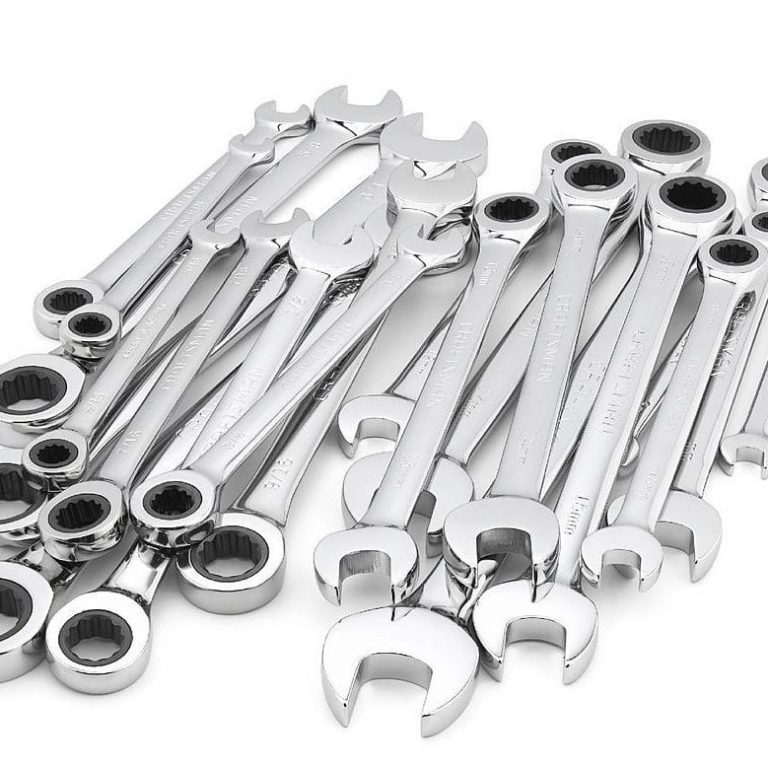The 10 Best Wrench Sets to Buy In 2020
