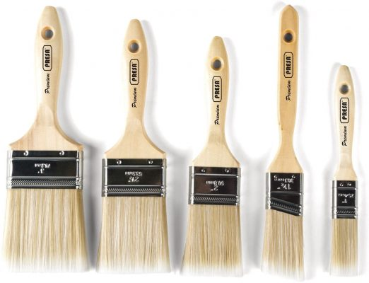 Presa Premium Paint Brushes Set
